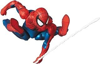 mafex comic spiderman