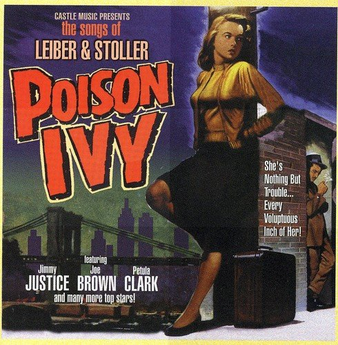 Poison Ivy-Songs of Leiber & Sto