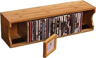 Soporte organizado para discos de juegos de escritorio en rack de DVD / PS4 para sala de estar, marco de almacenamiento de...