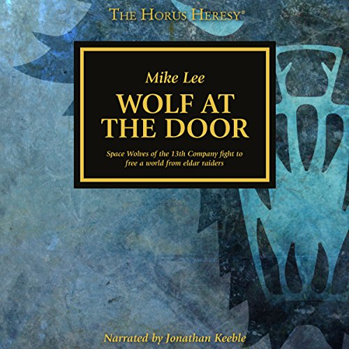 Wolf at the Door cover art