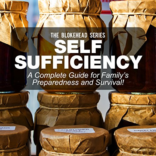 Self Sufficiency audiobook cover art