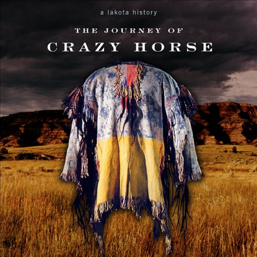 The Journey of Crazy Horse audiobook cover art
