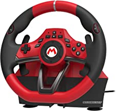 Nintendo Switch Mario Kart Racing Wheel Pro Deluxe By HORI - Officially Licensed By Nintendo