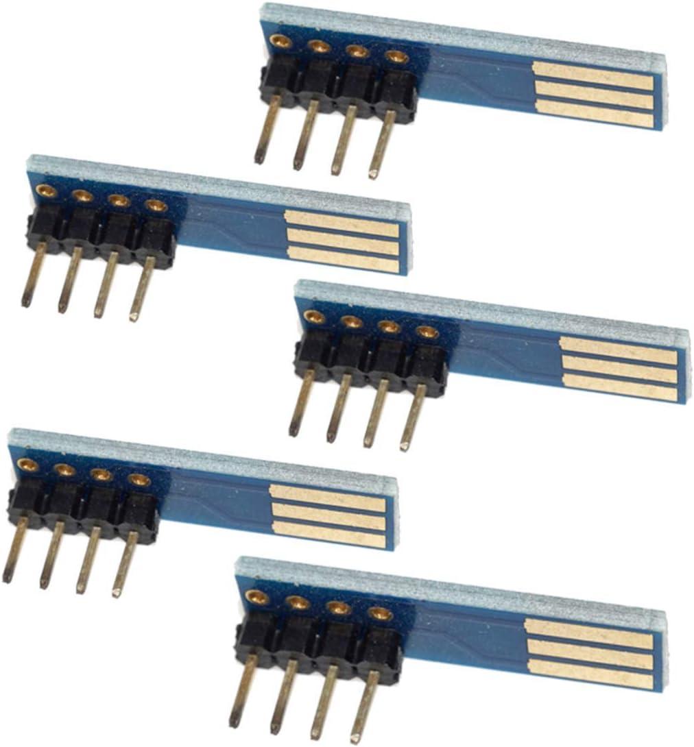 Overseas parallel import regular item SUBALIGU 5PCS WiiChuck Nunchuck I2C Module Shield Bo Adapter mart Wii