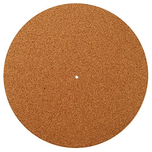 Taz Studio: cork Turntable Slipmat - 4mm thick Cork slip mat - CORK SLIPMAT, best quality