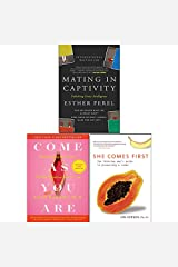 Come as You Are, Mating in Captivity and She Comes First 3 Books Collection Set Paperback