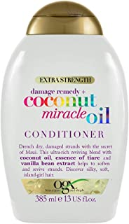 OGX Conditioner Extra Strength Damage Remedy Coconut Miracle Oil, 385 ml