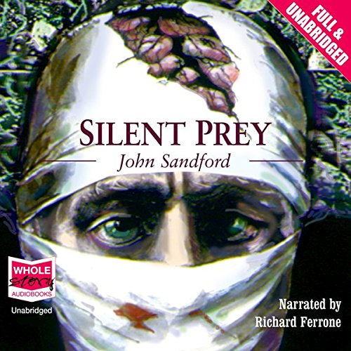 Silent Prey cover art