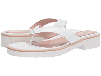 Taryn Rose Taziana by Taryn Rose Collection (White Leather) Women