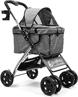 Chasis de silla de paseo para silla de coche Cochecito de