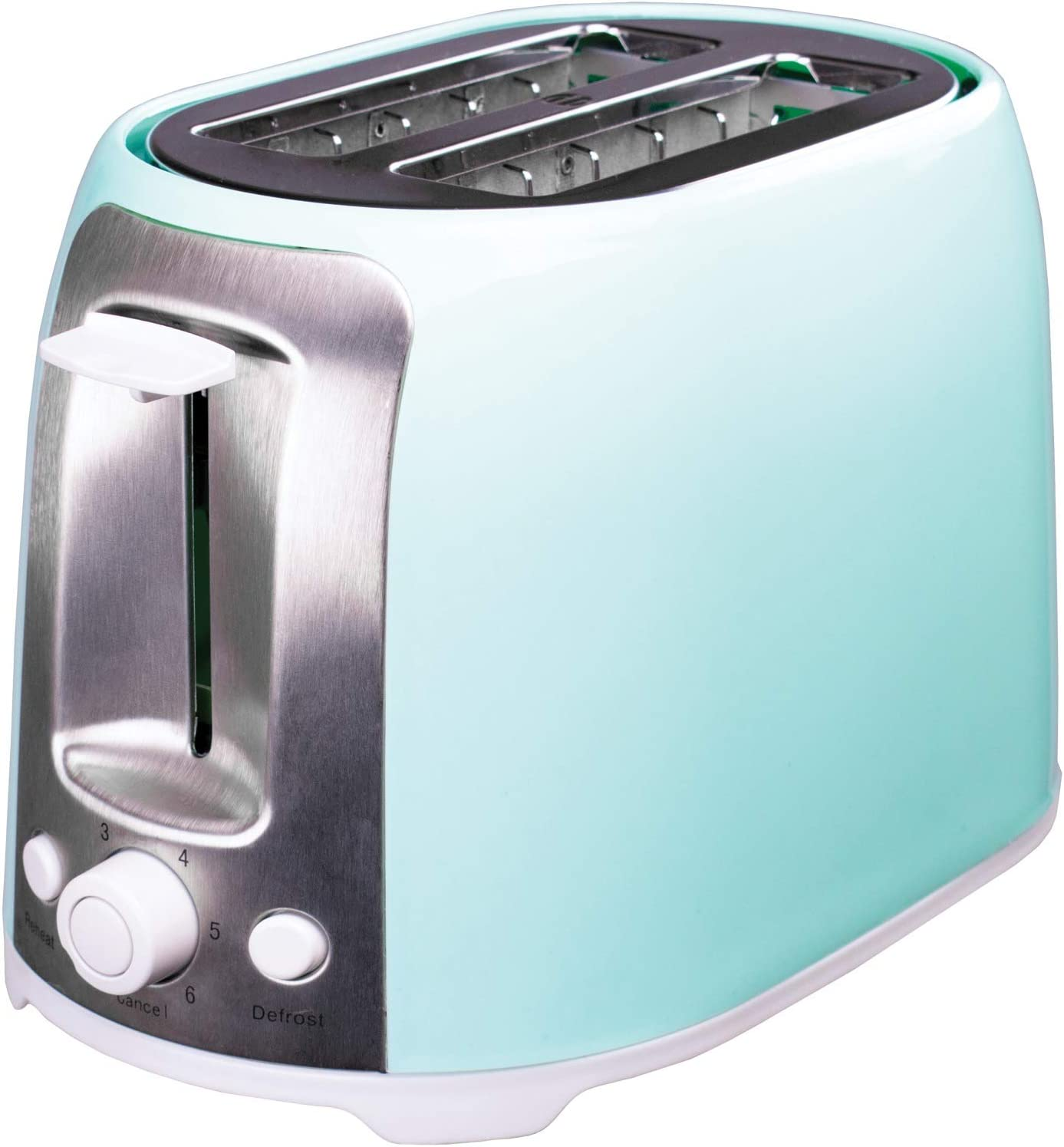 Brentwood TS-292BL Cool Touch 2-Slice We OFFer at cheap prices Toaster Extra Reservation Wide B Slot