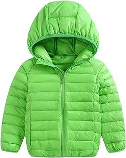 a495ab951 Jojobaby Baby Girls Boys Winter Lightweight Down Coat Hoodies Kids Puffer  Warm Coat Outwear Windproof Jacket