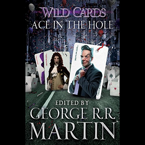 Wild Cards VI audiobook cover art