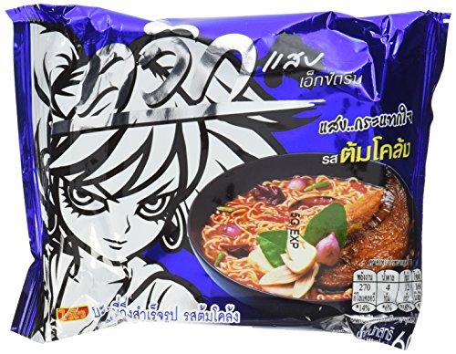 Wai Wai Instant Nudeln Fisch/Tom Klong 60g (1 x 60 g)