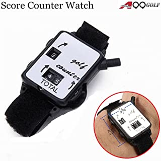 A99 Golf Referee Golf Club Stroke/scoring Putt Shot Counter Keeper Watch Band Bangle