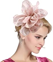 Best pale green wedding hats Reviews