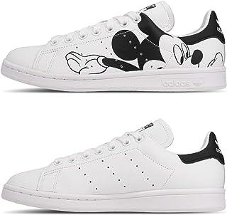 [アディダス] スタン スミス メンズ カジュアル シューズ ミッキーマウス ディズニー Originals Stan Smith Disney Mickey FW2895 [並行輸入品]