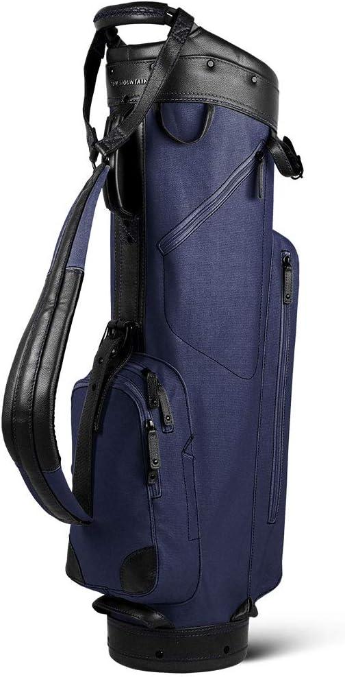Sun Mountain Golf 2019 Cart Canvas Bag Leather Selling rankings Finally popular brand
