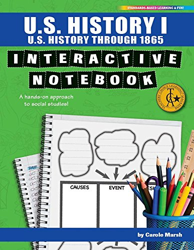 U.S. History I Interactive Notebook: A Hands-On Approach to Social Studies! (U.S. History Through 1865) (Interactive Notebooks)の詳細を見る