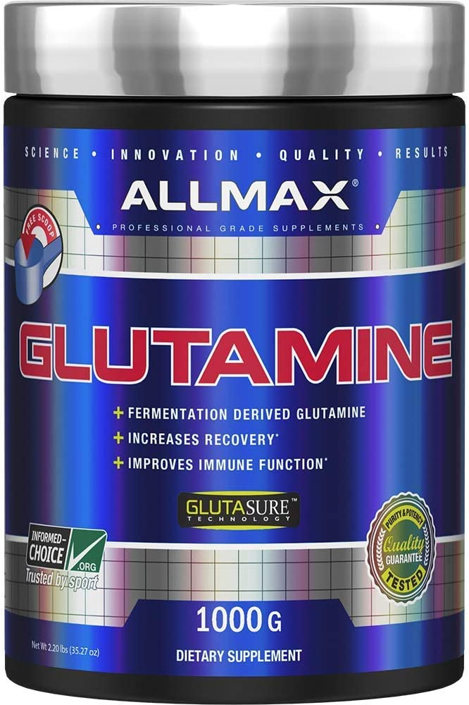 ALLMAX Nutrition Glutamine 2.20 Ranking TOP16 NEW before selling g 000 lbs 1