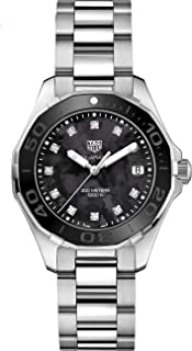 Best tag heuer aquaracer black mother of pearl Reviews