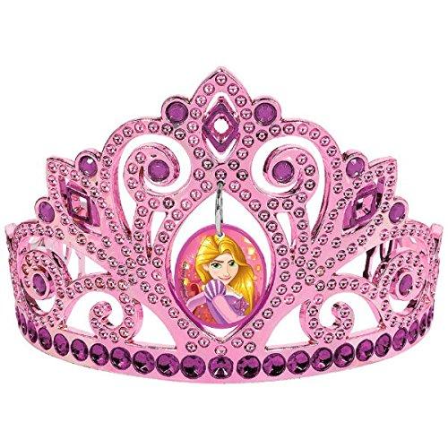 Disney Rapunzel Dream Big Electroplated Tiara (Pink/Purple) Birthday Party Supplies