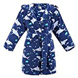 Arctic Paw Girls Kids Boys Children Animal Theme Pool Cover up,Ocean,XL