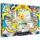 Box Pokémon Coleção Especial Pikachu-GX e Eevee-Gx Copag SUIKA