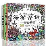 Libro para colorear para niños y adultos, descompresión para adultos de 6 a 8 a 12 años, los niños aprenden a dibujar un libro de pintura introductorio