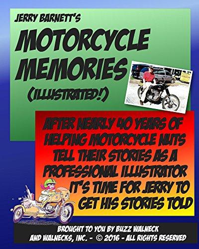 Jerry Barnett's Motorcycle Memories (English Edition)