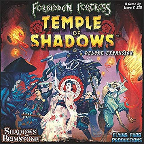 Shadows of Brimstone Forbidden Fortress Temple of Shadows Deluxe Expansion
