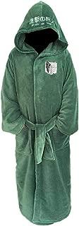 Best attack on titan bathrobe Reviews