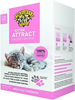 Dr. Elsey's Precious Cat Kitten Attract Scoopable Cat Litter