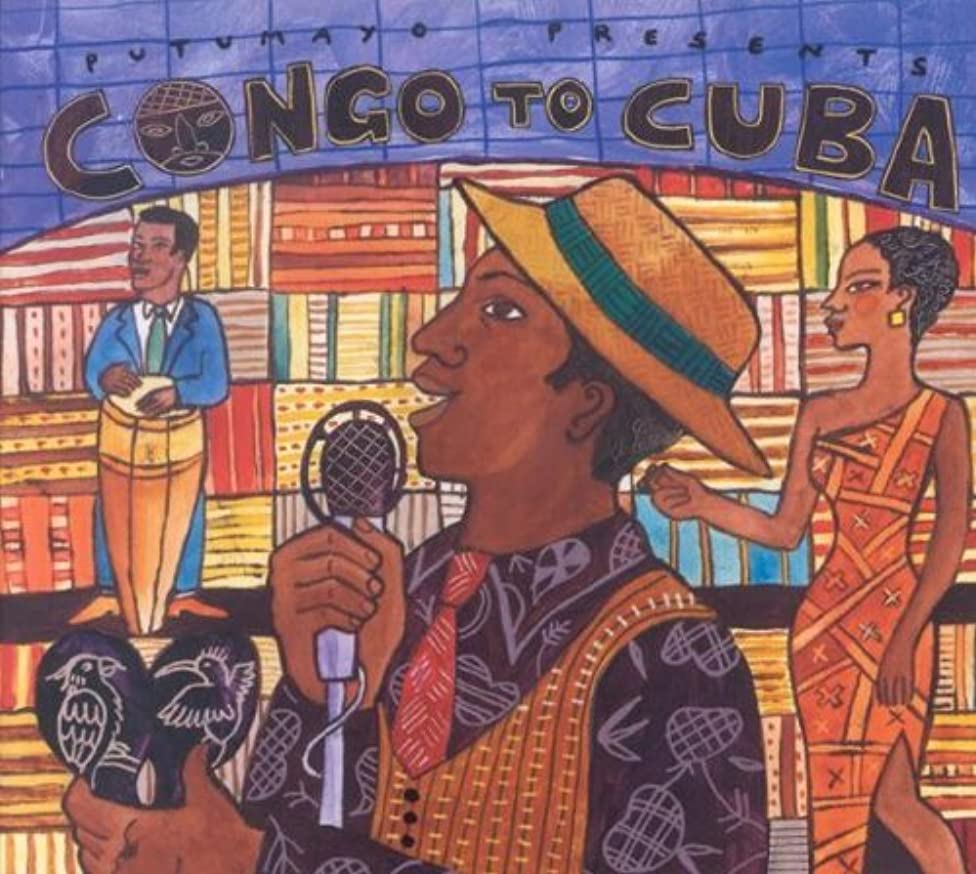 Congo To Cuba by Various Artists (2002-05-21)