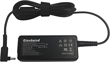19V 2.37A 45W Replacement Ac Adapter Charger for Acer Aspire R 13 14 15 R5-471T; S5-371; V13 V3; Switch 11 11V 12 Alpha SW5-171; Aspire One Cloudbook 11 14; Acer Spin 5 SP513-51.