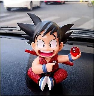 ASKLKD Car Ornament Car Decoration Doll Creative Auto Interior Anime Decoration Car Goods Accessories Car Supplies (Color ...