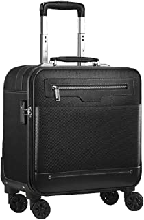 Color : Dark Green, Size : 20 inches Travel Trolley Case Suitcase Spinner Hand Luggage Check-in Hold Luggage Expandable Strong Lightweight Oxford Cloth Universal Wheel Boarding GAOFENG