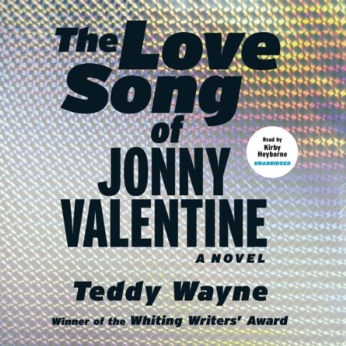 The Love Song of Jonny Valentine audiobook cover art
