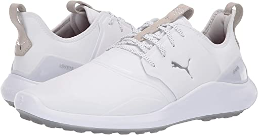 White/Silver/Gray Violet