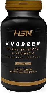 comprar comparacion Evodren de HSN | Diurético Natural con Extractos Herbales | Adelgazante, Drenante, Retención de Líquidos, Depurativo | Con...