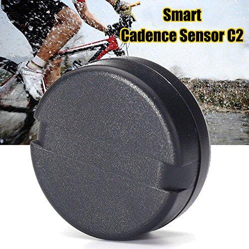 Colorful_Wireless Bluetooth Geschwindigkeit Trittfrequenzsensor,Fahrrad Trainingsuntersttzung, Schnelle und Einfache Montage,Schwarz