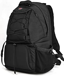 Camera Bag Backpack Waterproof Large DSLR Camera Bag with 15.6