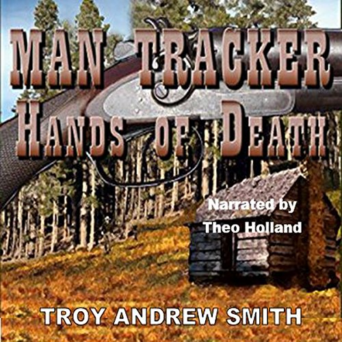 Man Tracker: Hands of Death cover art