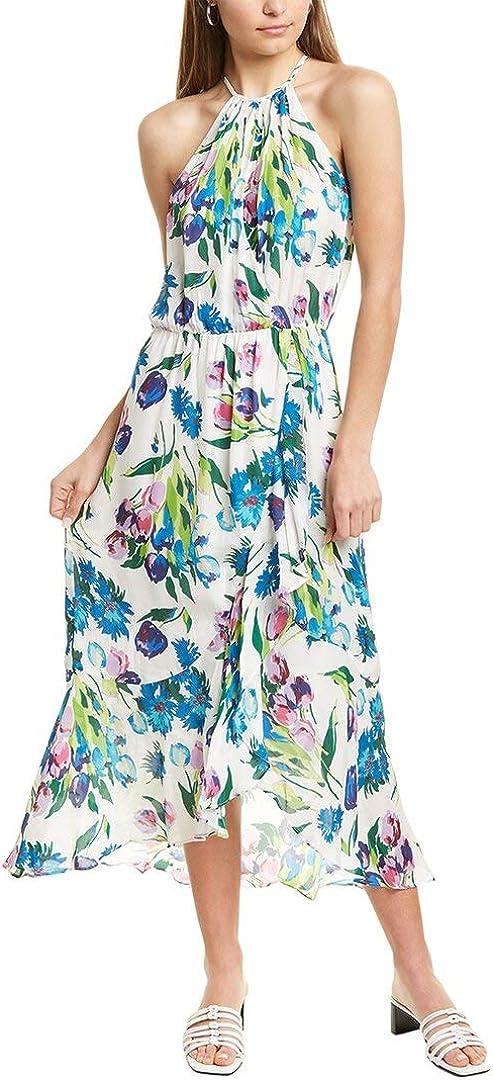 Parker Women's Floral Faux Wrap, Dottie Dress