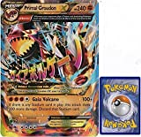 Jumbo Mega Primal Groudon EX (#86) Oversized Pokemon Trading Card (Rare/Holo-Foil, Promo)