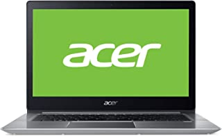 "Acer Swift SF314-52-787X - Ordenador Portátil de 14"" FullHD (Intel Core i7-7500U, 8GB RAM, 256GB SDD, Intel HD Graphics, W..."
