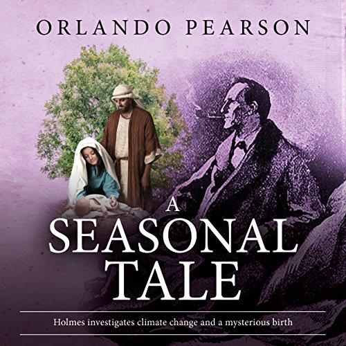 A Seasonal Tale audiobook cover art