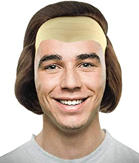 Wig for Cosplay The Shining Jack Nicholson Breathable Capless Cap Designed Wig HM-664