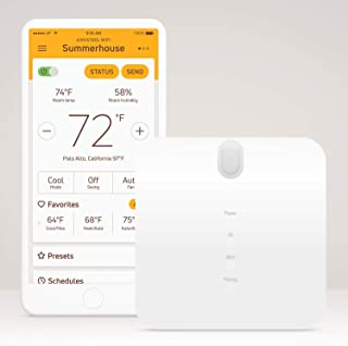 AirPatrol WiFi Smart Air Conditioner Controller - Control Your Home AC or Heat Pump from Your Phone While Saving up to 25% on Energy Bills | Compatible with Alexa & Google Home | for iOS & Android
