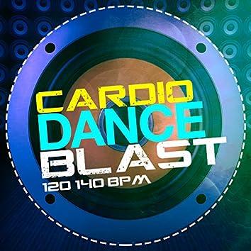 Cardio Dance Blast (120-140 BPM)